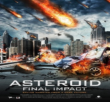 فيلم asteroid Final Impact 2015 مترجم دي فى دي
