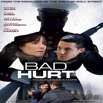 فيلم Bad Hurt 2015 مترجم دي فى دي