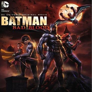فيلم Batman Bad Blood 2016 مترجم دي في دي