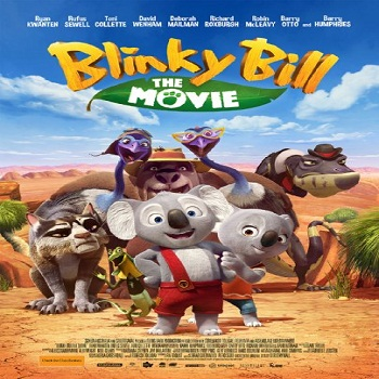 فيلم Blinky Bill the Movie 2015 مترج دي فى دي