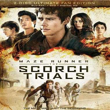 فيلم Maze runner The Scorch Trials 2015 مترجم 480p & 720p