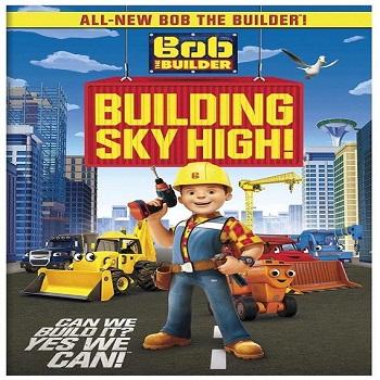 فيلم Bob The builder Building Sky high 2016 مترجم دي فى دي
