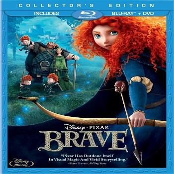 فيلم Brave 2012 مترجم 1080p بلوراى