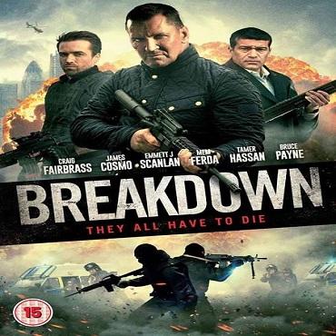 فيلم Breakdown 2016 مترجم دي في دي