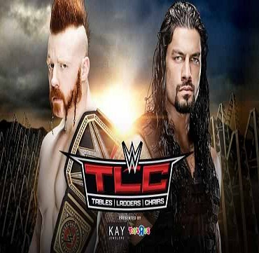 مهرجان WWE TLC 2015 نسخة HD
