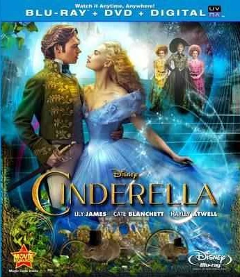 فيلم Cinderella 2015 مترجم 1080p & 720p بلورى