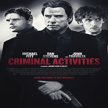 فيلم Criminal Activities 2015 مترجم ديفيدى