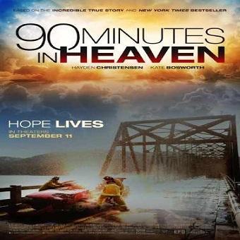 فيلم 90Minutes in Heaven 2015 مترجم ديفيدى