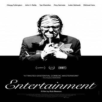 فيلم Entertainment 2015 مترجم ديفيدى
