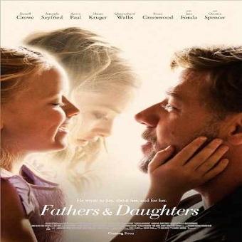 فيلم Fathers and Daughters 2015 مترجم بلوراى