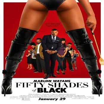 فيلم Fifty Shades of Black 2016 مترجم كـــــام