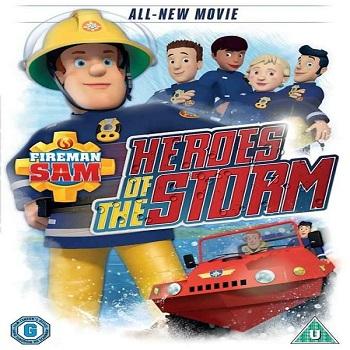 فيلم Fireman Sam Heroes Of The Storm 2015 مترجم دي في دي