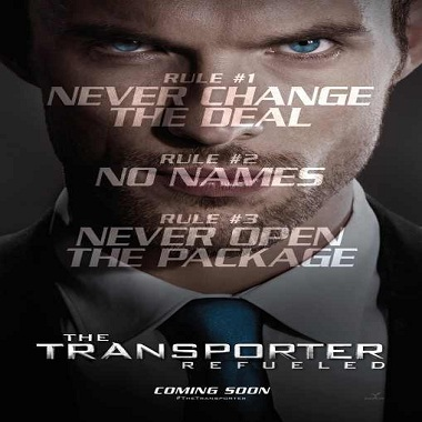 فيلم The Transporter Refueled مترجم 720p بلورى