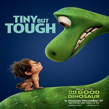 فيلم The Good Dinosaur 2015 مترجم نسخة كــــــــــام
