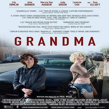 فيلم Grandma 2015 مترجم بلوراى