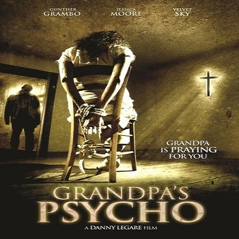 فيلم Grandpas Psycho 2015 مترجم دي فى دي