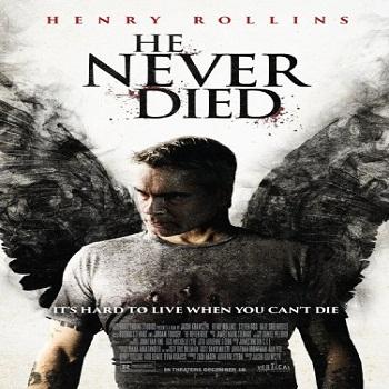 فيلم He Never Died 2015 مترجم دي في دي