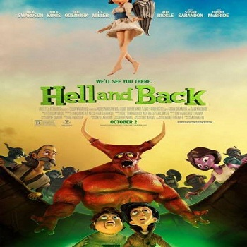 فيلم Hell and Back 2015 مترجم