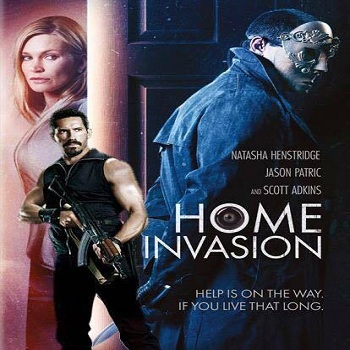 فيلم Home Invasion 2016 مترجم دي فى دي