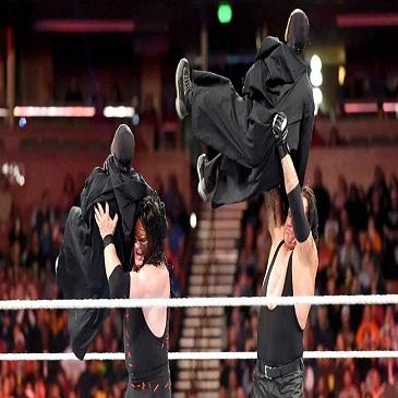 عرض WWE Raw 16.11.2015 مترجم
