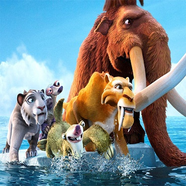 اعلان فيلم Ice Age Collision Course 2016