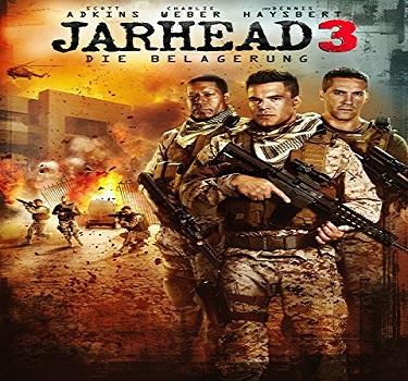فيلم Jarhead 3 The Siege 2016 مترجم دي فى دي