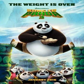 فيلم Kung Fu Panda 3 2016 مترجم تى اس
