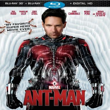فيلم Ant-Man 2015 مترجم 720p بلورى