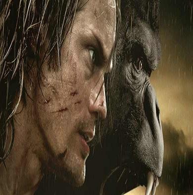 اعلان فيلم The Legend of Tarzan