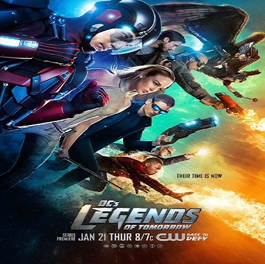 الحلقة 4 مسلسل Legends of Tomorrow 2016 الموسم الاول