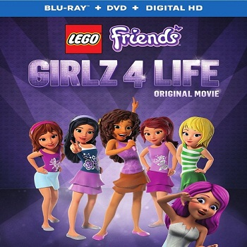 فيلم LEGO Friends Girlz 4 Life 2016 مترجم بلوراى