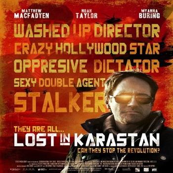 فيلم Lost in Karastan 2015 مترجم دي فى دي