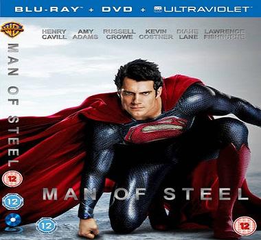 فيلم Man of Steel 2013 مترجم 720p & 1080p بلوراى