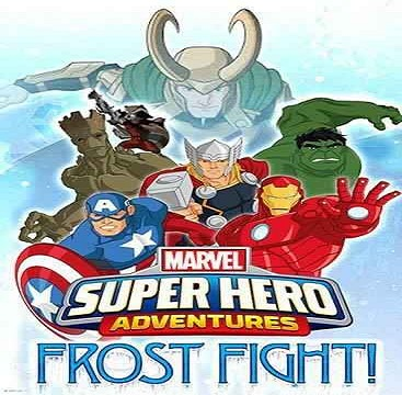 فيلم Marvel Super Hero Adventures Frost Fight 2015 مترجم