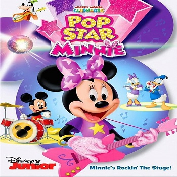 فيلم Mickey Mouse Clubhouse Pop Star Minnie 2016 مترجم
