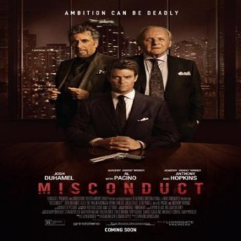 فيلم Misconduct 2016 مترجم دي فى دي