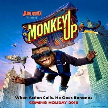 فيلم Monkey Up 2016 مترجم دي فى دي