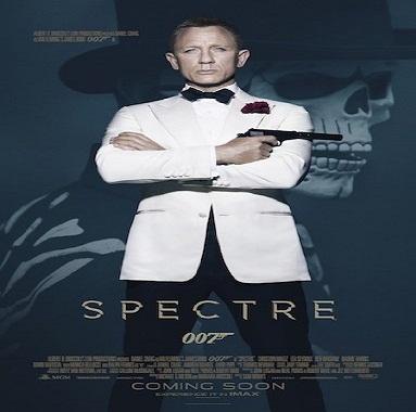 فيلم Spectre 2015 مترجم دي فى دي