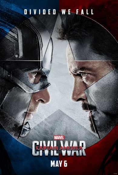 الدعائى والبوستر Captain America: Civil mv5bmt16.jpg