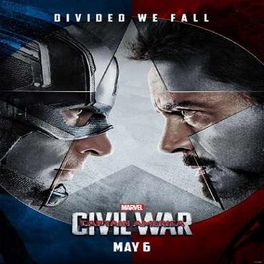 مترجم اعلان فيلم Captain America Civil War 2016 بجودة 1080p