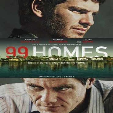 فيلم 99Homes 2015 مترجم ديفيدى