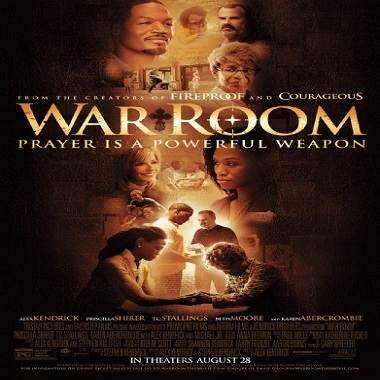 فيلم War Room 2015 مترجم بلورى