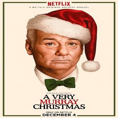 فيلم A Very Murray Christmas 2015 مترجم ديفيدى