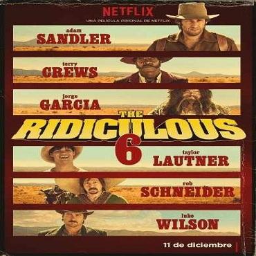 فيلم The Ridiculous 6 2015 مترجم دي في دي