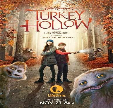 فيلم Jim Hensons Turkey Hollow 2015 مترجم 720pديفيدى