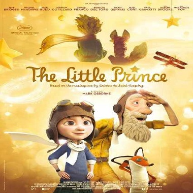 فيلم The Little Prince 2015 مترجم ديفيدى