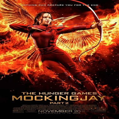 فيلم The Hunger games Mockingjay - Part 2 مترجم