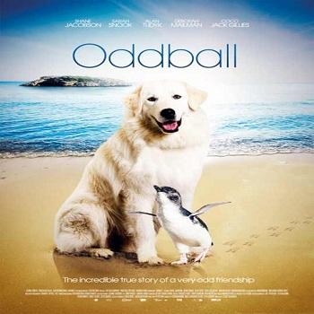 فيلم Oddball and the Penguins 2015 مترجم دي في دي