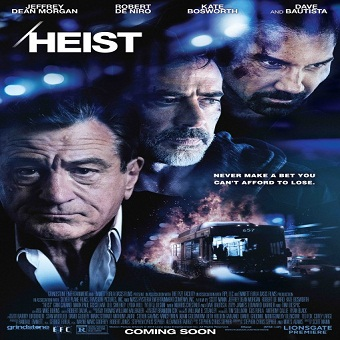 فيلم Heist 2015 مترجم ديفيدى