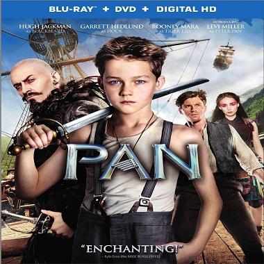 فيلم Pan 2015 مترجم 576p & 720p بلوراى